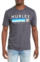 Hurley Men's Blender Graphic T-Shirt