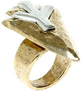 Low Luv x Erin Wasson BY ERIN WASSON Arrowhead Ring Gold