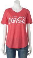 "Juniors' ""Enjoy Coca-Cola"" Graphic Tee"