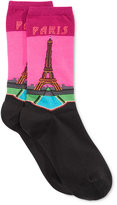Hot Sox Women's Paris Socks