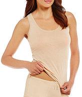 Fine Lines Australia Wide-Strap Pure Cotton Camisole