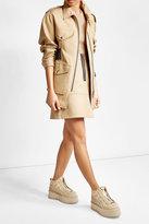 FENTY Puma by Rihanna Platform Sneaker Boots with Silk