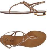 Rose Thong sandals
