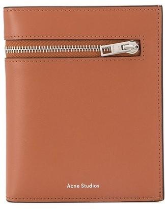 Acne Studios Zip-Around Wallet