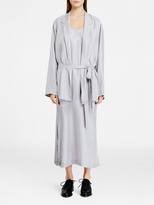 DKNY Pure Silk Dress And Jacket