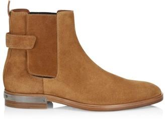 Balmain Pete Suede Boots