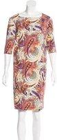 Etro Paisley Printed Dress