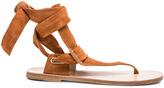 Rag & Bone Suede Mara Sandals