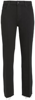 L'Agence Sada Slim Straight Leg Jeans