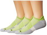 Sportmax Drymax Cushion Run-Packaged No Show Tab 3-Pair Pack