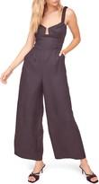 ASTR the Label Versaille Sleeveless Wide Leg Jumpsuit