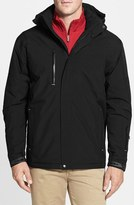 Cutter & Buck Men's Big & Tall Weathertec Sanders Jacket
