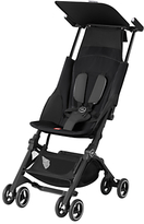 GB Pockit+ Stroller, Monument Black