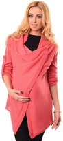 Purpless Maternity Pregnancy and Nursing Cardigan B9005