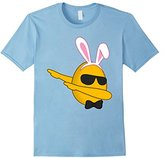 Dabbing Emoji Easter Shirt Girls Teen Boys Kids Adults Dab