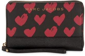 Marc Jacobs Hearts Phone Wristlet