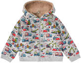 Cath Kidston Construction Site Hoodie