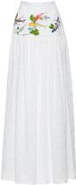 Stella Jean Mattiniera Long Skirt