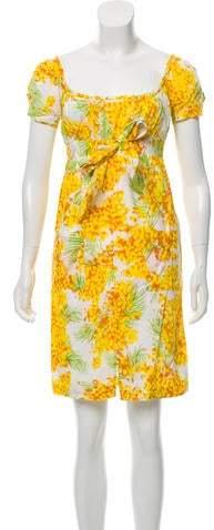Diane von Furstenberg Aubrey Mini Dress