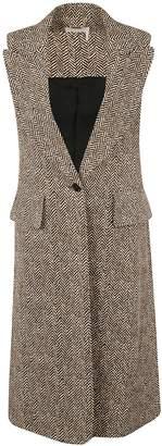Chloé Sleeveless Coat