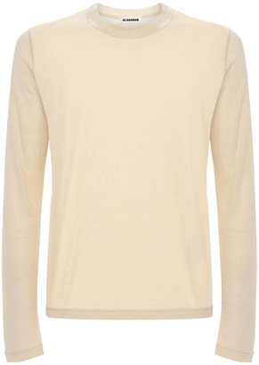 Jil Sander Wool Knit Sweater