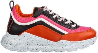 MSGM Hiking Sneakers