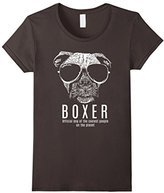Men's Boxer Dog Official Dog Of the Coolest Dog Lovers TShirt 2XL