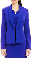Preston & York Deanna Stretch Crepe Suiting Jacket