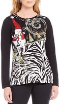"Berek The Snowmans Festive Winter"" X-Mas Sweater"