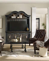 Hooker Furniture Vetrano Entertainment Console Hutch