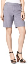 "Tommy Hilfiger 9.5"" Linen Chambray Short"