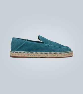 Loro Piana Seaside Walk espadrilles