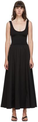 Esse Studios Black Tank Maxi Dress