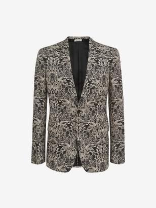 Alexander McQueen Sarabande Lace Jacket