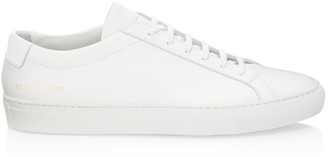 Common Projects Orginal Achilles Leather Low-Top Sneakers