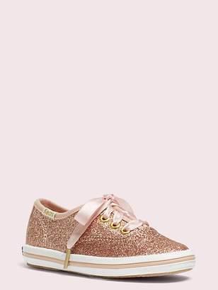 Kate Spade Keds Kids X Champion Glitter Toddler Sneakers