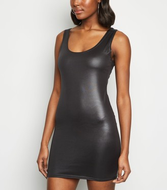 New Look Parisian Scoop Neck Bodycon Dress
