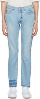 April 77 Blue Cult Open Double Jeans