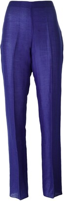 Romeo Gigli Pre-Owned Straight Leg Trousers