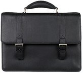 John Lewis Dalaman Briefcase, Black