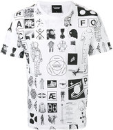 Christopher Raeburn manifesto print T-shirt - men - Cotton - L