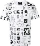 Christopher Raeburn manifesto print T-shirt