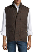 Bobby Jones Inwood Sportsman Vest, Green