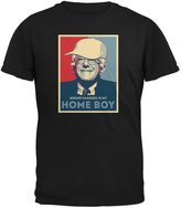 Old Glory Election 2016 Bernie Sanders Is My Home Boy Adult T-Shirt