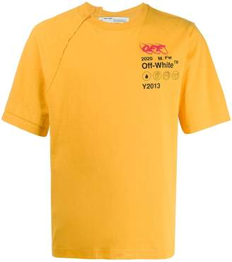 Off-White Industrial print T-shirt
