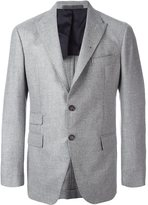 Eleventy ticket pocket blazer - men - Viscose/Cashmere/Wool - 50