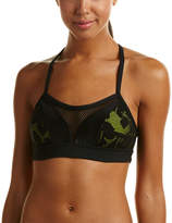 Trina Turk Reaction Lace And Shine Sports Bra
