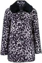 Marc Jacobs leopard print coat