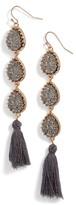 Panacea Women's Linear Earrings