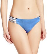 Emporio Armani Women's Visibility Cotton Thong